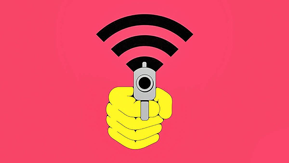پاندمی باجگیری اینترنتی