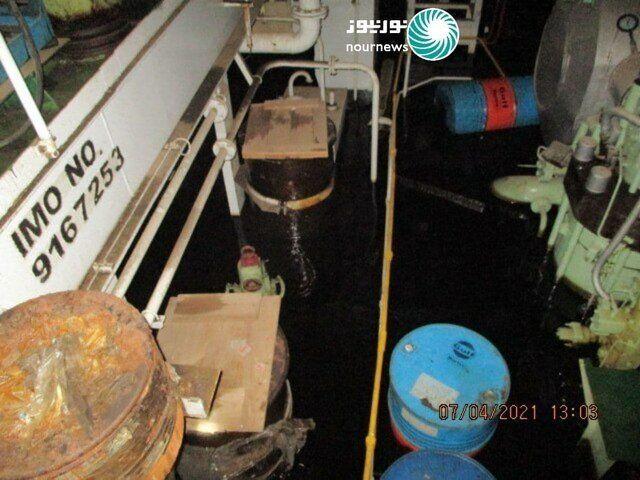 جزئیات جدید از حمله به کشتی ایرانی در دریای سرخ / بالگرد ناشناسی که در اطراف کِشتی گشتزنی کرد +تصاویر