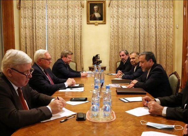 جزئیات دیدار عراقچی و ریابکف در مسکو