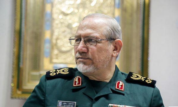 سرلشکر صفوی: عناصر ضدانقلاب در مقابل قدرت دفاعی ایران عددی محسوب نمیشوند