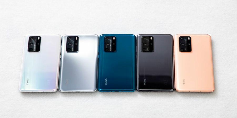 قیمت پرفروش ترین موبایل های هواوی