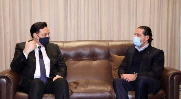 حسان دیاب وارد گود تشکیل دولت شد