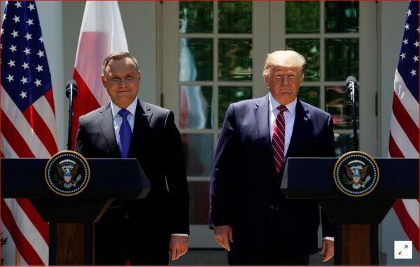 لهستان همچنان منتظر نتیجه انتخابات آمریکاست؟