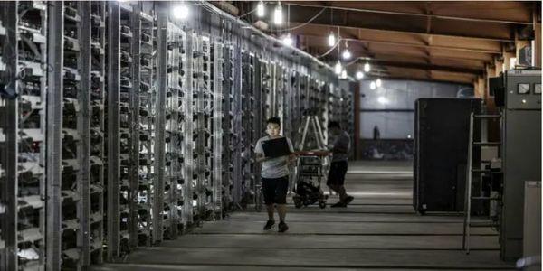 سهم چین از استخراج بیت کوین چقدر است؟