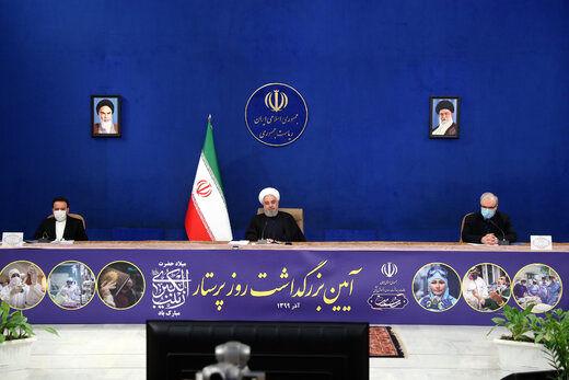 روحانی: حتی آنها که با دولت خوب نبودند، طرح تحول سلامت را منکر نیستند