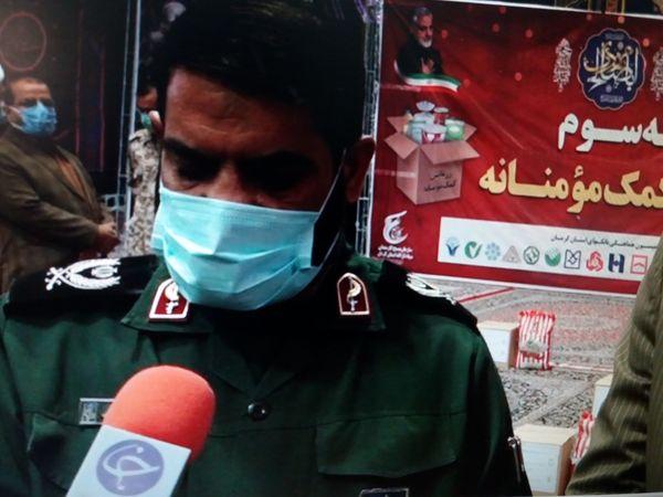 سپاه برای جلوگیری از گران فروشی وارد عمل می شود