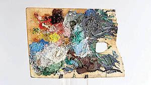فروش پالت نقاشی «پیکاسو» 11 برابر تخمین اولیه