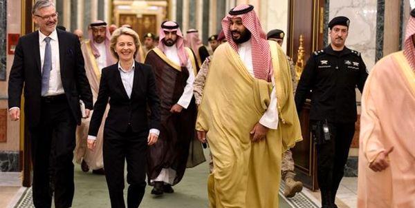 پارلمان اروپا خواستار مجازات عربستان شد
