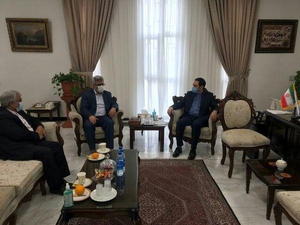 رایزنی با وزارت خارجه برای بازگشایی مرزها به روی گردشگران