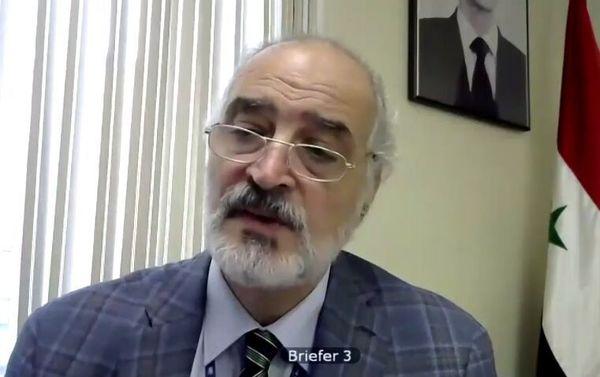 سوریه آمریکا را اشغالگر بزرگ دانست