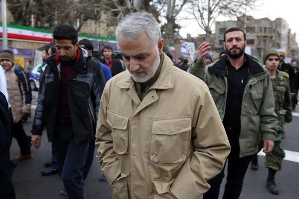 عجیبترین بخش گزارش یاهونیوز درباره ترور سردار قاسم سلیمانی