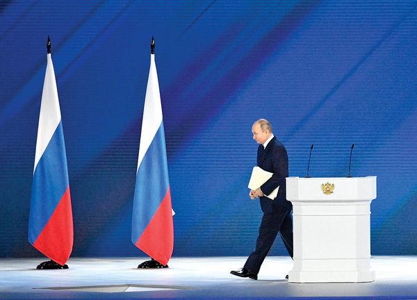 حرکت بعدی پوتین