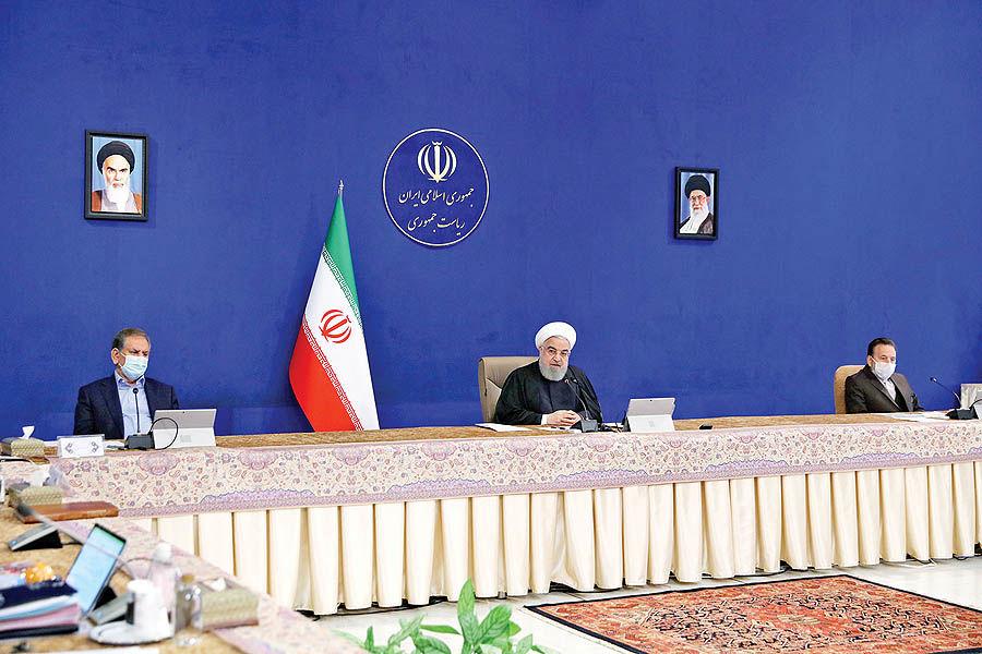 روحانی: طرح مجلس را برای دیپلماسی مضر میدانم