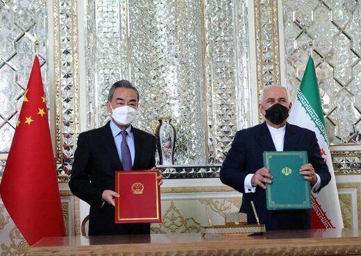 بلومبرگ: اتحاد ایران و چین، چالشی برای دولت بایدن است