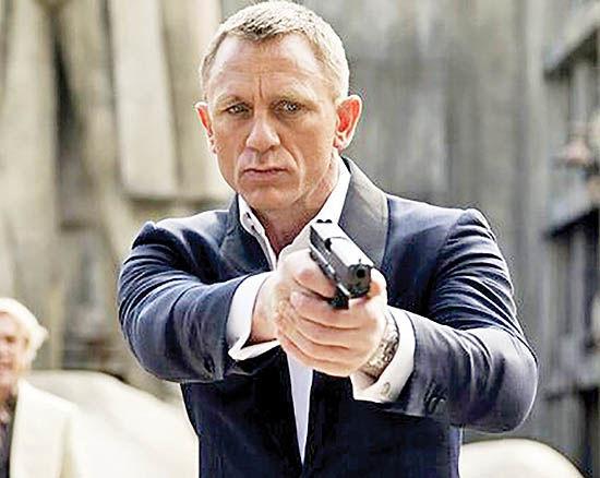 لغو نمایش فیلم«جیمز باند» در چین