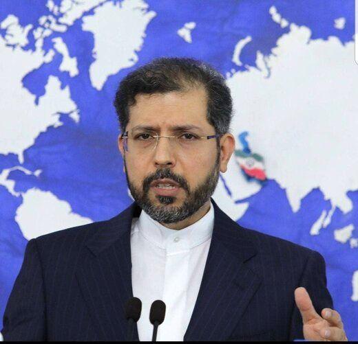 واکنش سخنگوی وزارت خارجه به حمله تروریستی در افغانستان