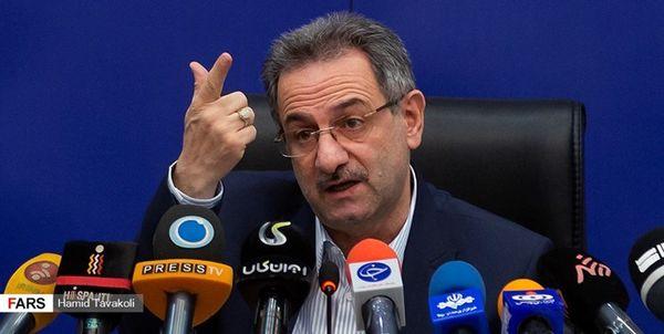 استاندار تهران: به من و دکتر زالی تندرو میگویند