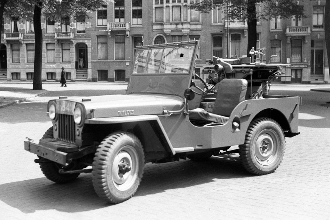 10 خودرو کلاسیک آفرود در همه طول تاریخ + تصاویر