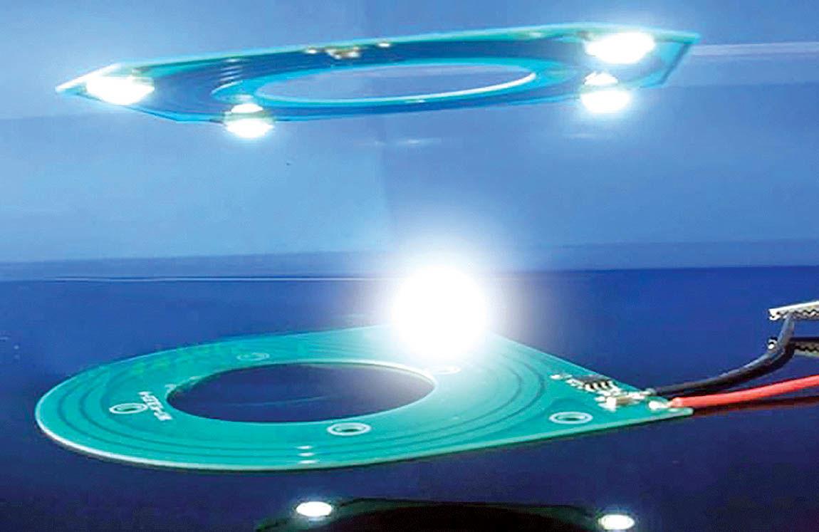 شارژ بیسیم کاشتینههای درون بدن با امواج صوتی