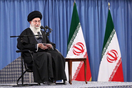 سخنرانی رهبر انقلاب در سالروز قیام مردم تبریز