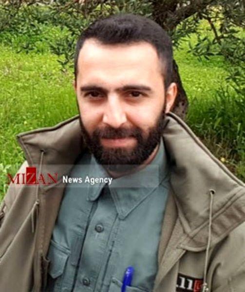 تصویر موسوی مجد جاسوس محکوم به اعدام منتشر شد