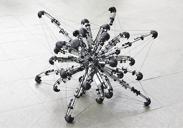روبات ۳۲ پا
