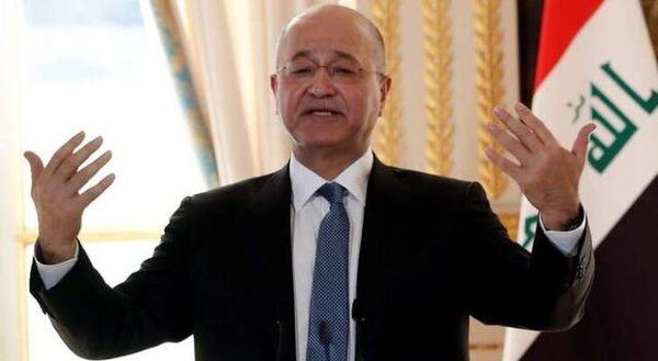 تکذیب نامزدی برهم صالح برای انتخابات ریاستجمهوری عراق