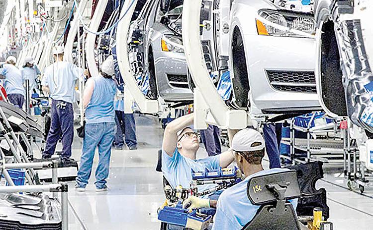 لطمه کرونا به خودروسازی آلمان