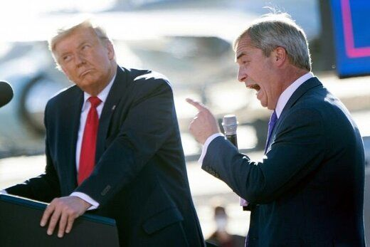 ترامپ به چه کسی لقب پادشاه اروپا را داد؟
