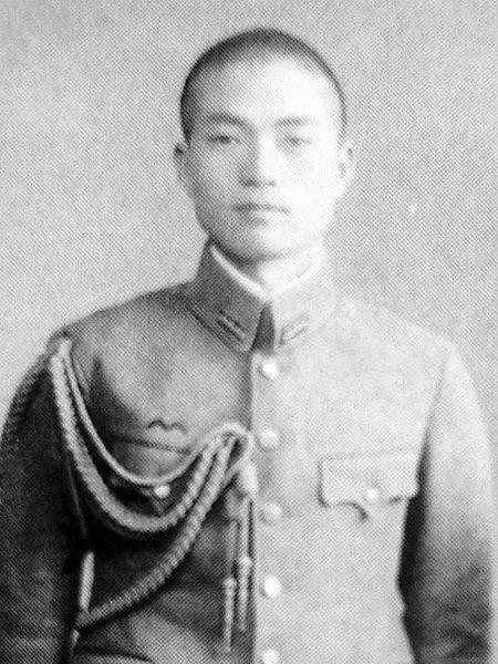 ریوزو سجیما افسر ارتش و بازرگان قدرتمند ژاپنی