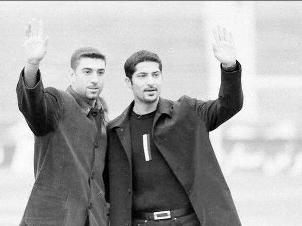 تلنگر مهرداد میناوند و علی انصاریان برای ایران!