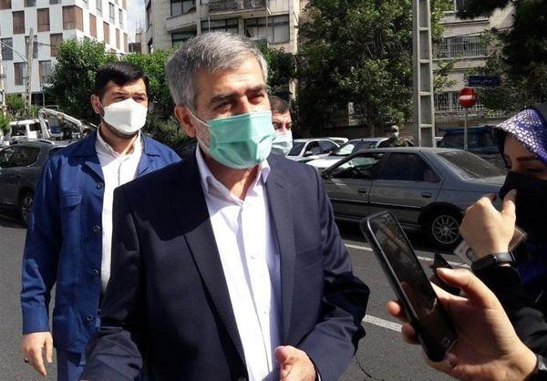 فریدون عباسی در انتخابات ۱۴۰۰ ثبت نام کرد