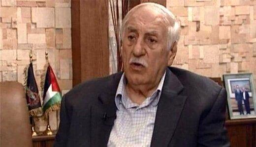یک رهبر برجسته فلسطینی درگذشت