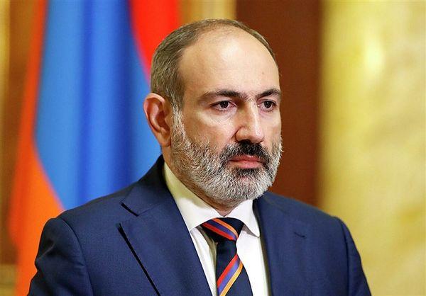 واکنش پاشینیان به درخواست ارتش ارمنستان برای استعفایش