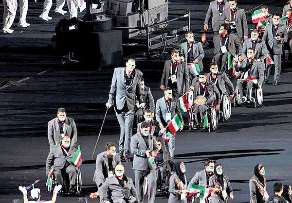تمجید رئیس کمیته پارالمپیک آسیا از ایران