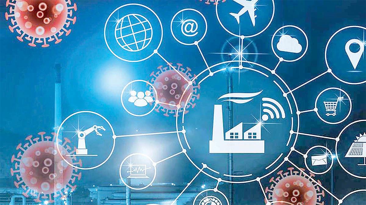 سهم کووید در رشد اقتصاد دیجیتال