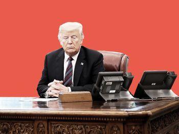 شمارش معکوس نهایی برای شکست ترامپ