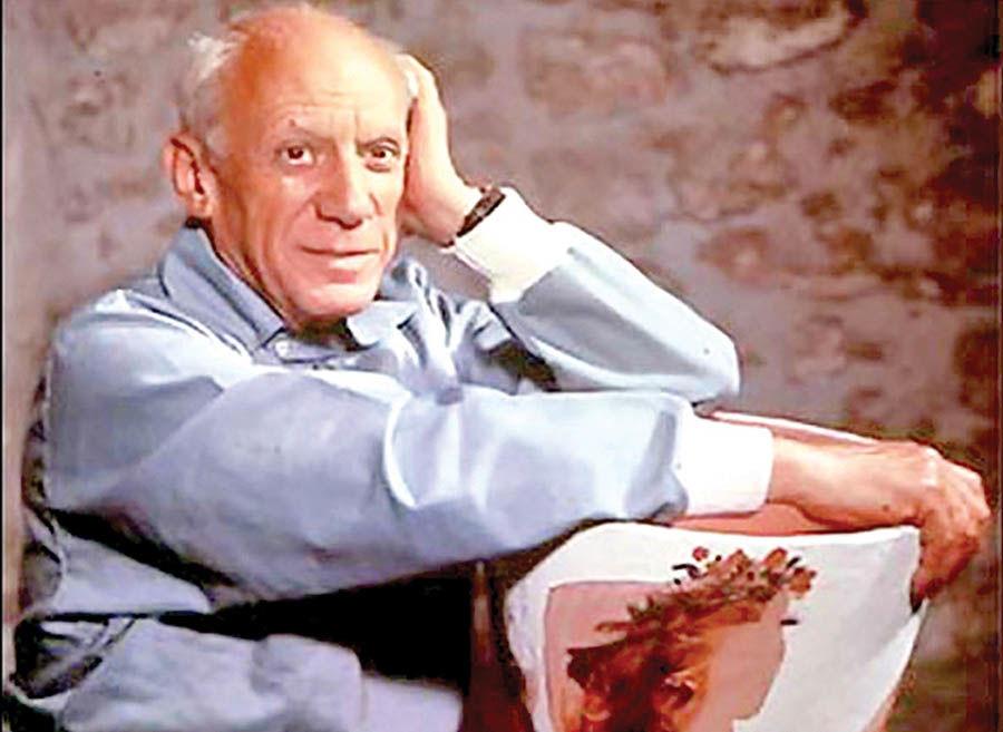 خرید ۱۳ نقاشی «پیکاسو» ازسوی خریدار ناشناس