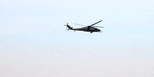 شدت گرفتن پرواز هواپیماهای جنگی آمریکا در مرز عراق و سوریه