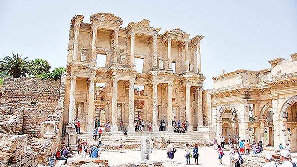 افس شهر سنگی ترکیه