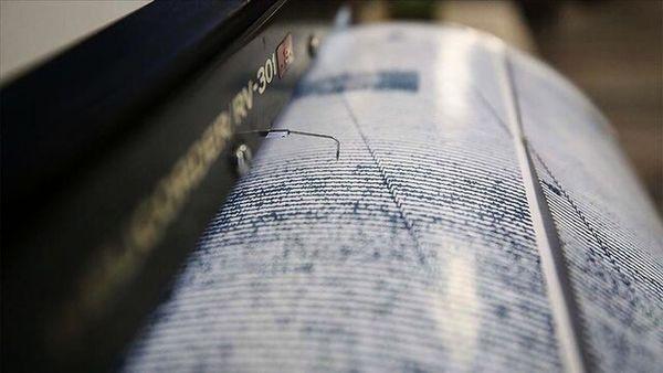 وقوع زمین لرزه ۴.۱ ریشتری در خراسان رضوی
