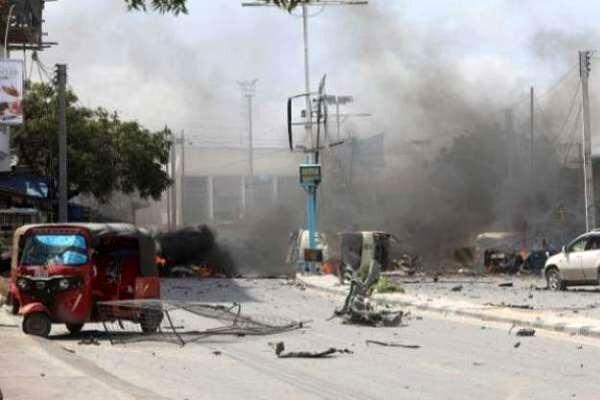 انفجار مهیب در سومالی