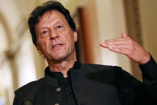 حمایت عمران خان از تصمیم بایدن درباره افغانستان
