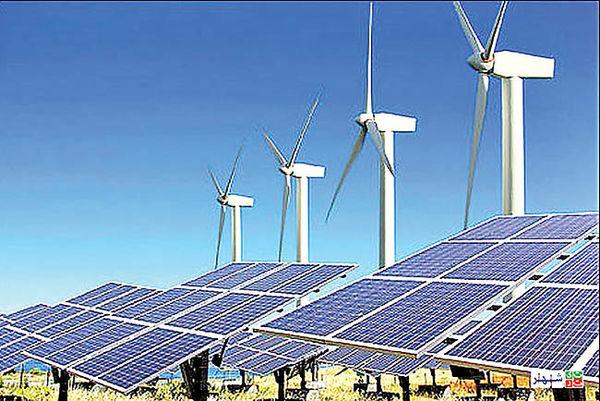 چشمانداز تجدیدپذیرها در منطقه «منا»
