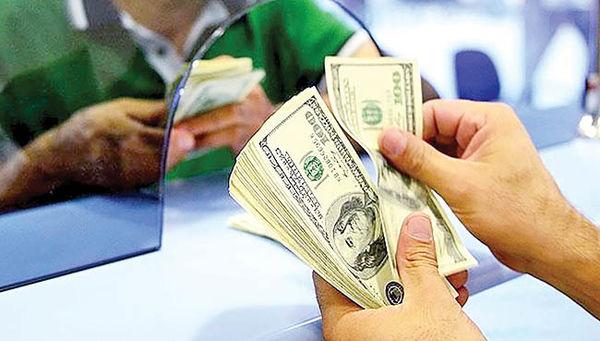 روز پیشروی دلار و سکه