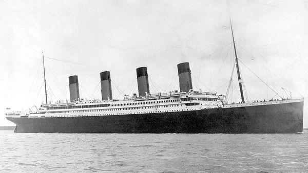مسافر نگونبخت کشتی تایتانیک