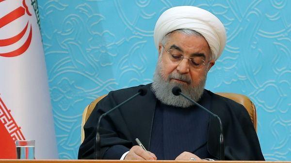 روحانی فرا رسیدن سالروز استقلال جمهوری ازبکستان را تبریک گفت