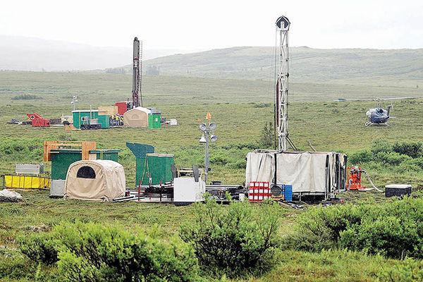 گره کور معدن آلاسکا و دوراهی ترامپ