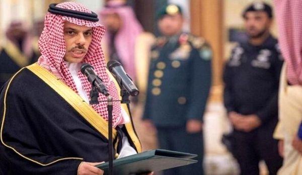 تکرار ادعاهای وزیر خارجه سعودی علیه ایران