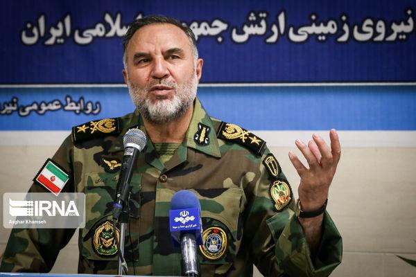 فرمانده نیروی زمینی ارتش: مرزهای شرقی، امنترین مرزهای ایران است